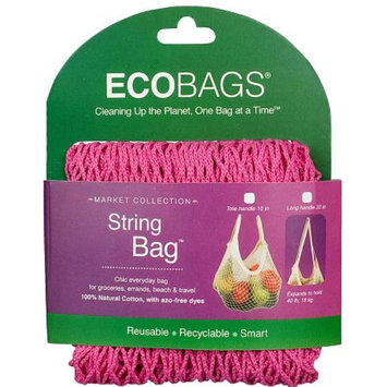 ECOBAGS Market Collection String Bag Long Handle - School Supplies