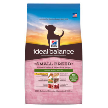 Hill's Ideal Balance Hill'sA Ideal BalanceTM Small Breed Adult Dog Food