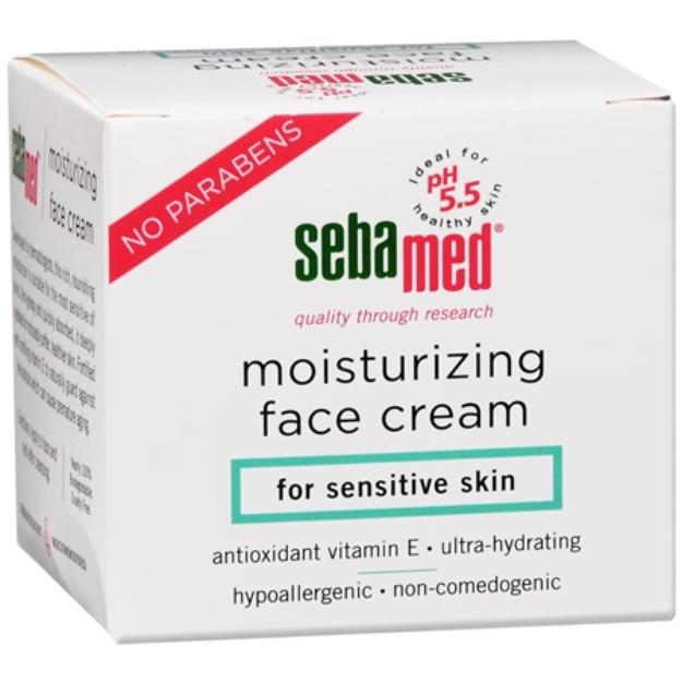 Sebamed Moisturizing Cream for Sensitive Skin