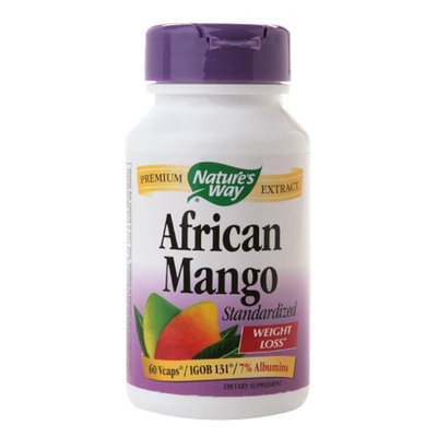 Nature's Way African Mango
