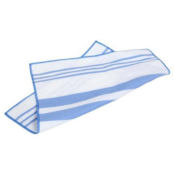 Casabella Microfiber Fine China and Crystal Cleaning Cloth, White