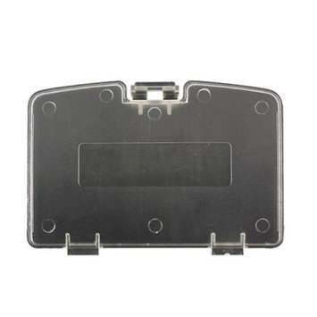 Third Party Replacement Battery Door Cover for Nintendo GBC - Crystal Clear
