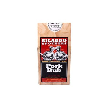 Bilardo Brothers Pork Rub