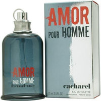 Amor Pour Homme By Cacharel For Men. Eau De Toilette Spray 2.5-Ounces