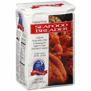 House-Autry : Original Recipe Seafood Breader