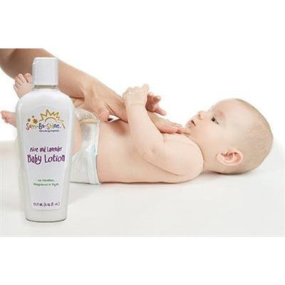Sum-bo-shine Naturals & Organics Sum-Bo-Shine Organic Aloe & Lavender Baby Lotion