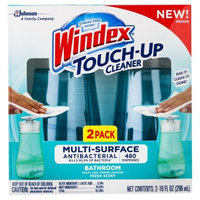 WINDEX Windex Touch-Up Cleaner with Fresh Scent Fragrance - 2 Count