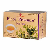 Health King Blood Pressure Herb Tea 20 Tea Bags