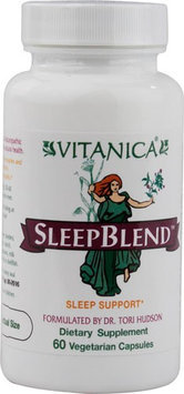 Vitanica - Sleep Blend - 60 Vegetarian Capsules