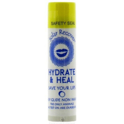 Solar Recover - Save Your Lips Hydrate And Heal - .21OZ