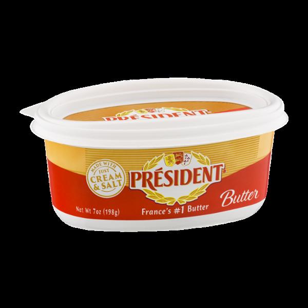 President Butter Salted