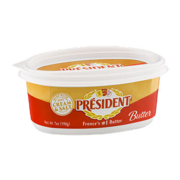 President Butter Salted