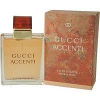 Accenti By Gucci For Women. Eau De Toilette Spray 3.4 Ounces