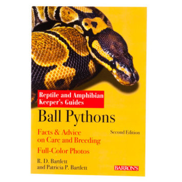 Barron's Ball Pythons (Reptile and Amphibian Keeper's Guide)