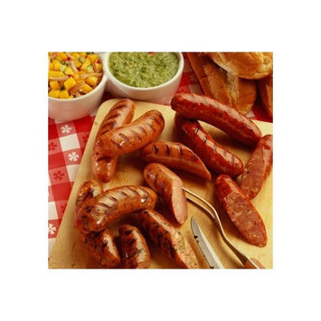 Aidells Habanero & Green Chile Sausage, 12 ounces