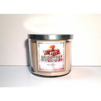Bath & Body Works Cinnamon Sugared Doughnut 3 Wick Candle 14.5 Ounce 2014 Sweet Shop Collection