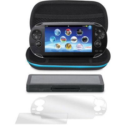 Dreamgear DREAMGEAR DGPSV-3312 PlayStationVita 3-In-1 Case Pack DRM3312