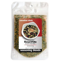Sousvide Supreme Sous Vide Supreme 3-Pack Seasoning Blends, Canadian Steak, CSP-00005