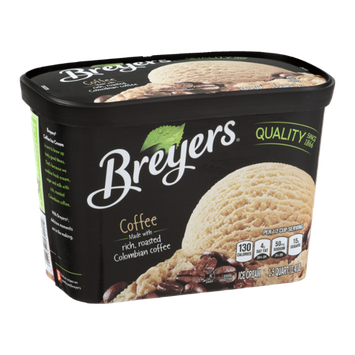Breyers Coffee Ice Cream 48 oz