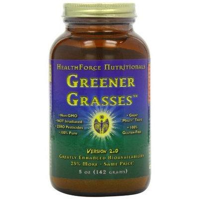 Healthforce Greener Grasses, Powder, 5-Ounce