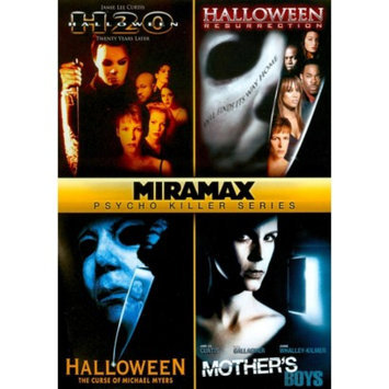 Horror movies by Nikki T.