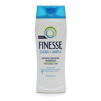 Finesse Clean & Simple Hypoallergenic Shampoo for Normal Hair