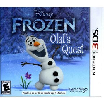 Game Mill Publishing Disney Frozen - Olaf's Quest (Nintendo 3DS)
