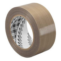 3M Preferred Converter Ptfe Coated Cloth Tape (2 x 36yd, 6.8 mil, Light Brown). Model: 2-36-5153