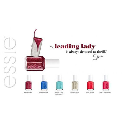 Essie's Winter Nail Collection