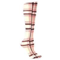 Celeste Stein Plaid 15-20 mmhg Compression Sock