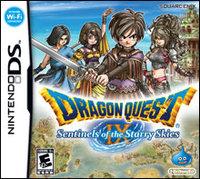 Nintendo of America Dragon Quest IX: Sentinels of the Starry Skies