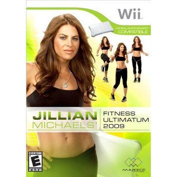 Majesco Jillian Michael's Fitness Ultamatum 2009 - Nintendo Wii