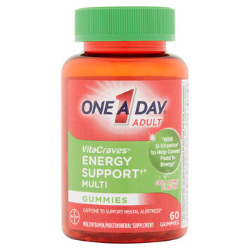One A Day® Vitacraves® Energy Support Cola Lime