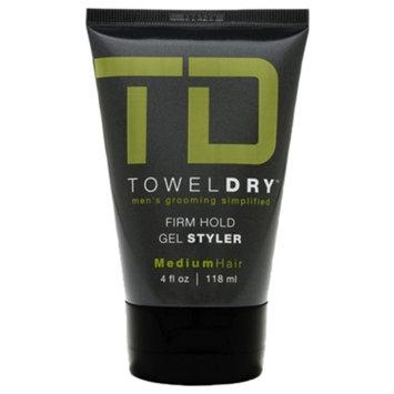 TowelDry Gel Styler, 4 fl oz