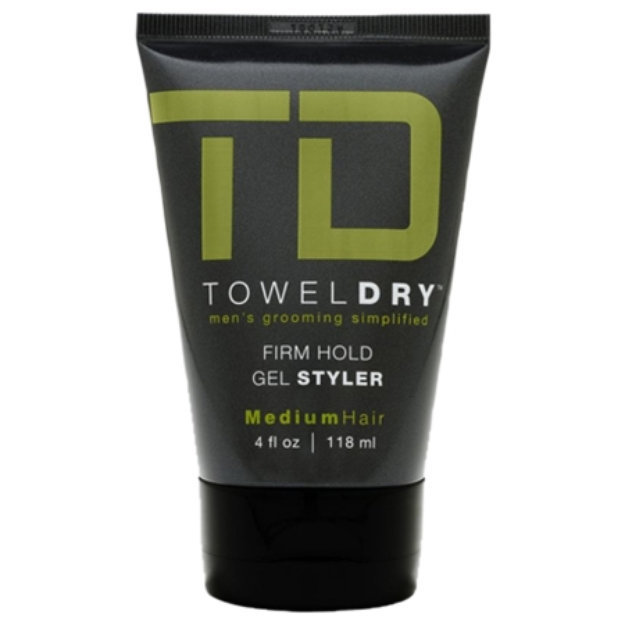 TowelDry Gel Styler, 4 fl oz