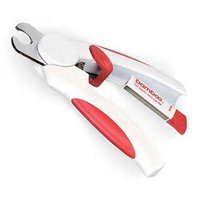 Bamboo Small Dog Nail Clipper with Styptic and File (Colors Vary)