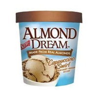 Almond Dream Cappuccino Swirl, Size: 1 Pint (Pack of 8)