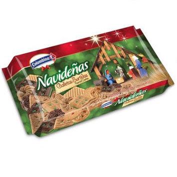 Colombina Asst. X-Mas Cookies Box