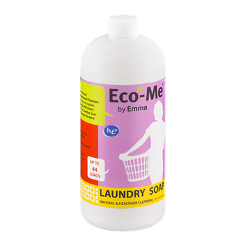 Eco-Me By Emma Laundry Soap