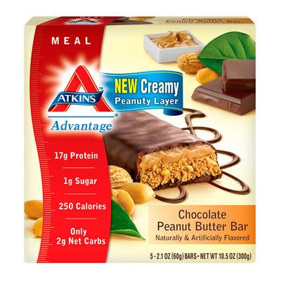 Atkins Advantage Bar Chocolate Peanut Butter