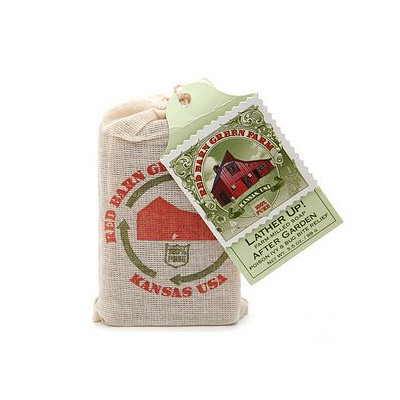 Red Barn Green Farm Lather Up! After Garden Farm-Milled Soap