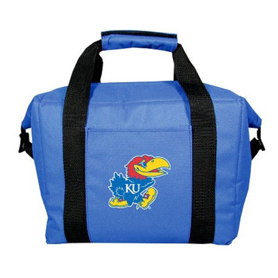 NCAA Cooler, 12 Pack Kansas Jayhawks