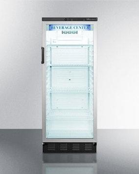 Summit Reversible Door Full Sized Beverage Cooler