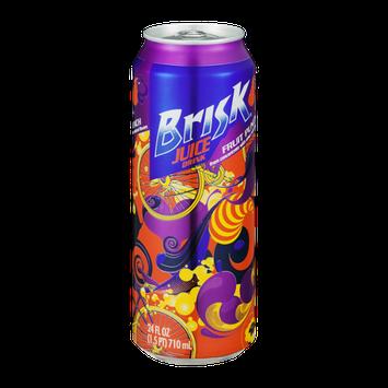 Brisk Juice Drink Fruit Punch
