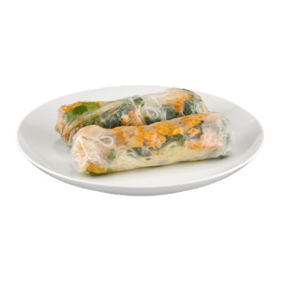 Arcadian Sushi Spicy Chicken Spring Roll - 2 CT
