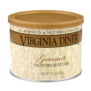 Virginia Diner Gourmet Salted Deluxe Nut Mix