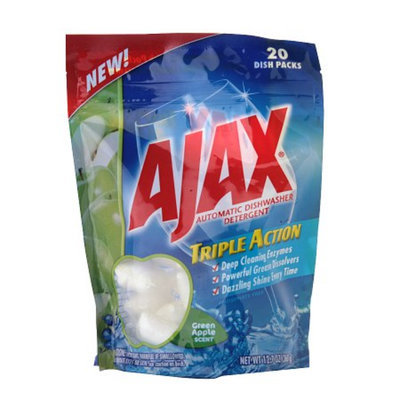 Ajax Triple Action Automatic Dishwasher Detergent