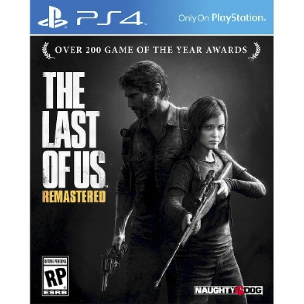 Naughty Dog The Last of Us: Remastered (PlayStation 4)