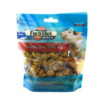 Mojetto Kaytee Pet Products SKT100502983 Forti-Diet Pro Health Mouse and Rat Healthy Bits Treat, 4.75-Ounce