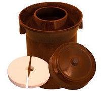 K & K Keramik Gartopf German Fermenting Crock Pot - Form 1 Replaces Harsch
